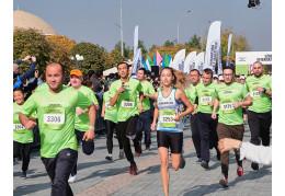 Первый международный благотворительный забег в Узбекистане