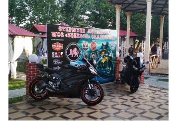 Samarqanddagi ilk motoklubning ochilish marosimi