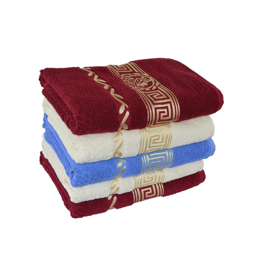 Банные полотенца 70х140см