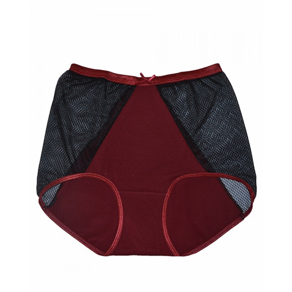 Women's briefs with high landing