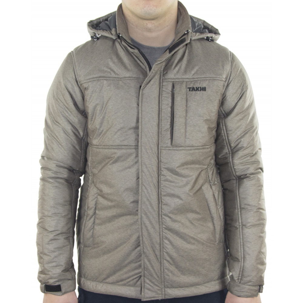 Velcro jacket