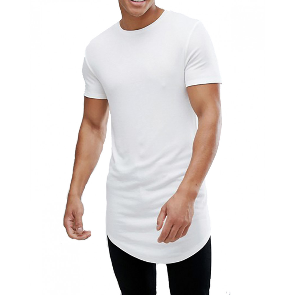 Man's T-shirt (elongated)