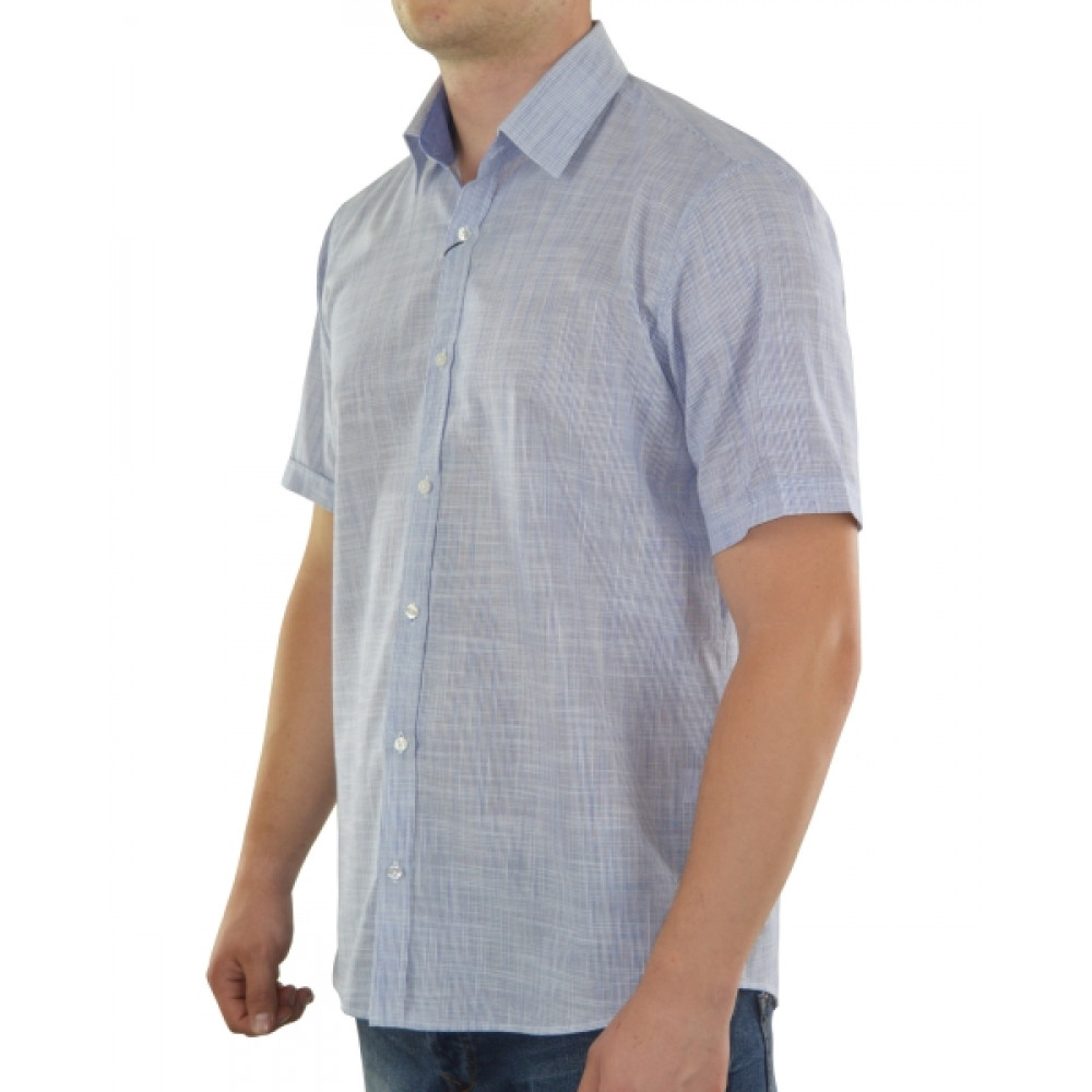 Short-sleeved shirt (Regularfit)