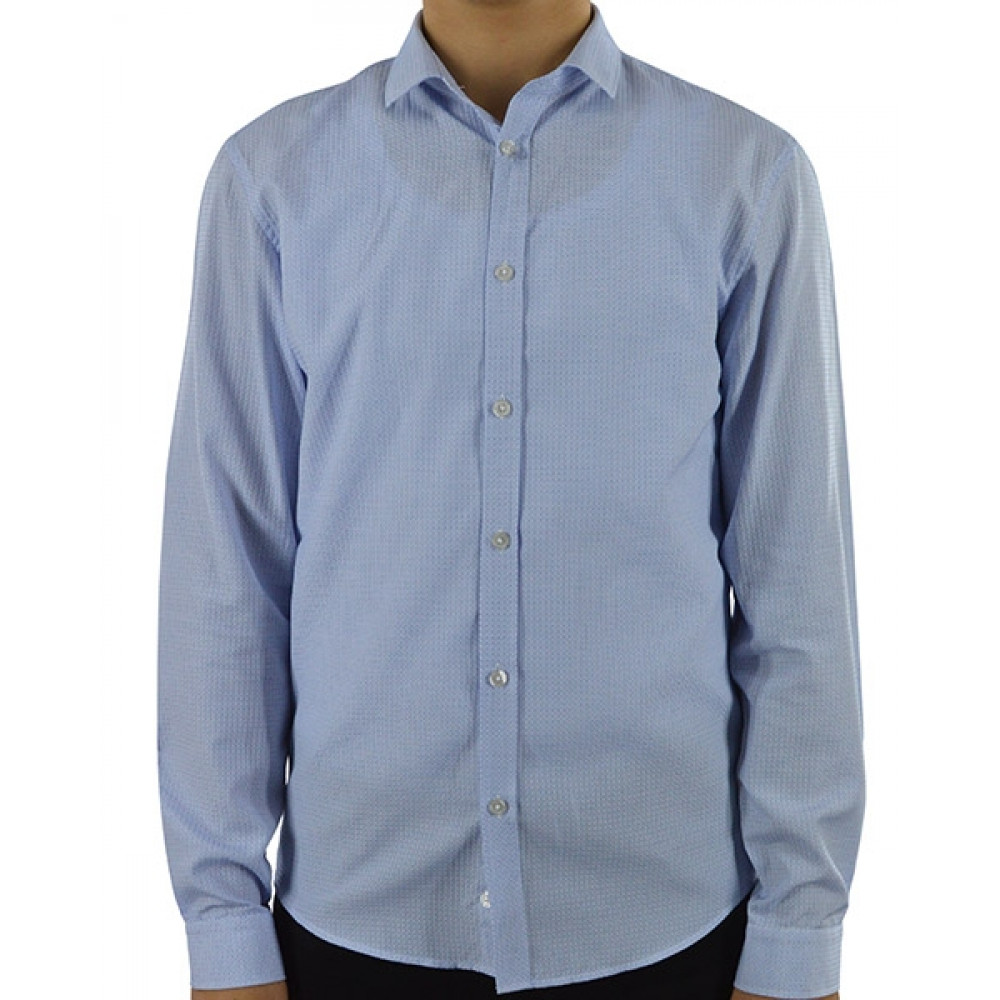 Long-sleeved shirt (Slimfit)