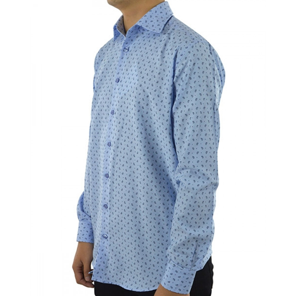 Long-sleeved shirt (Regularfit)