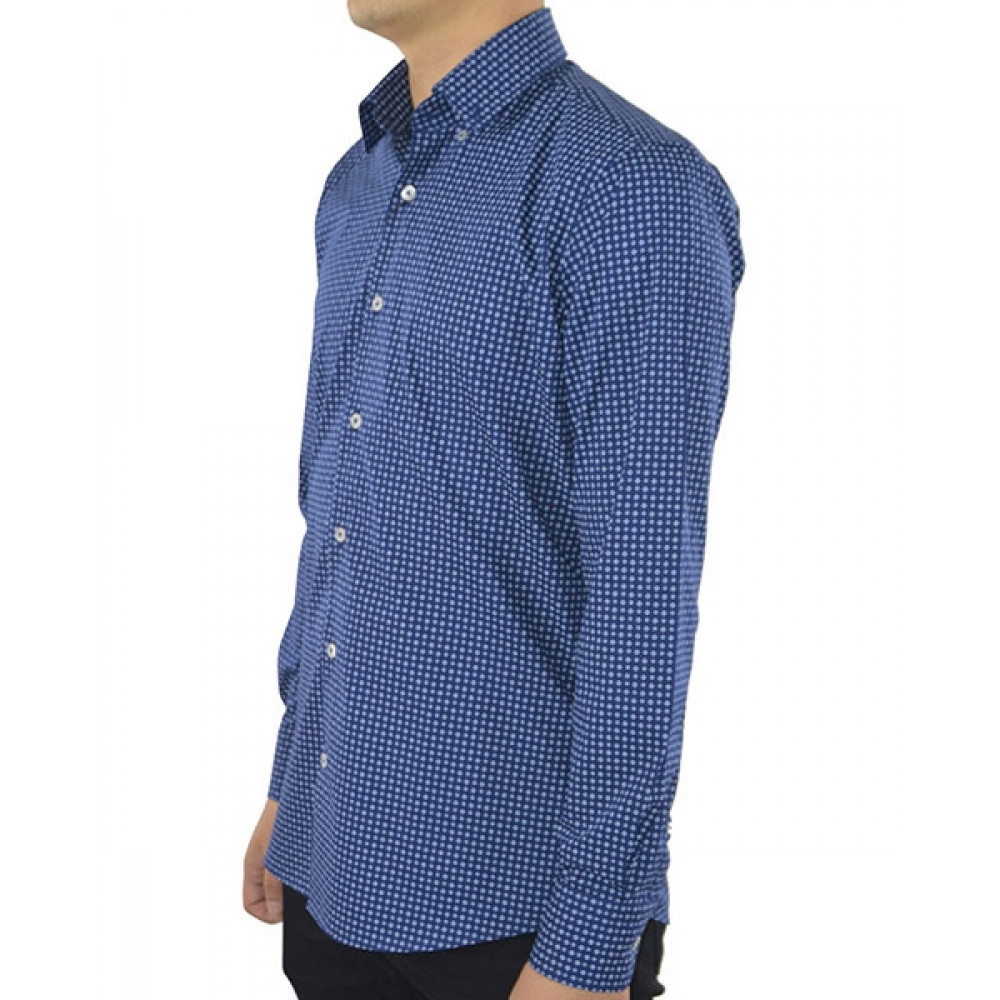 Рубашка с длинным рукавом (Regularfit)