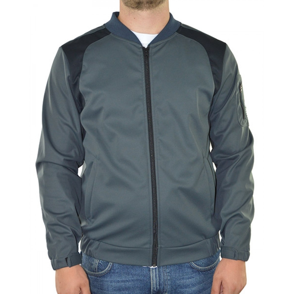 Bomber jacket water repellent