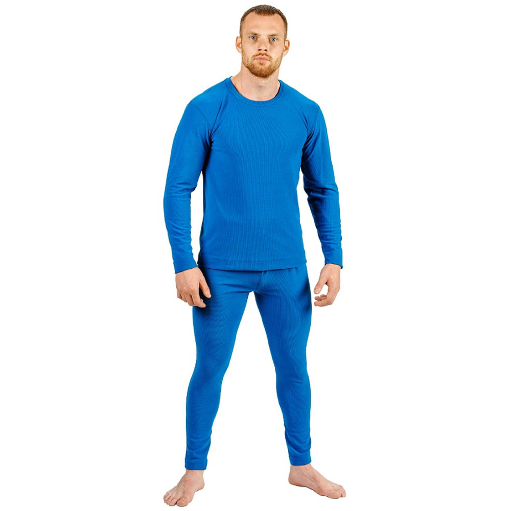 Thermal underwear made of synthetics