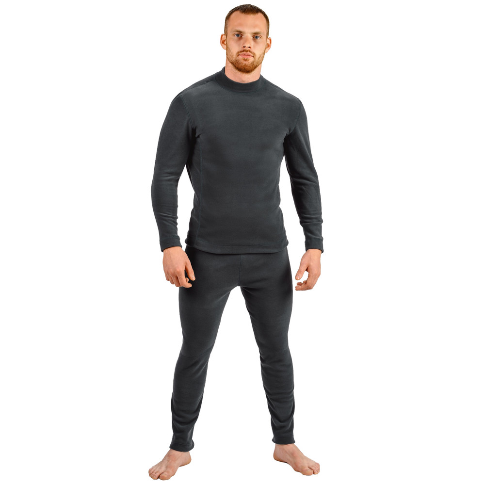 Thermal underwear made of fleece
