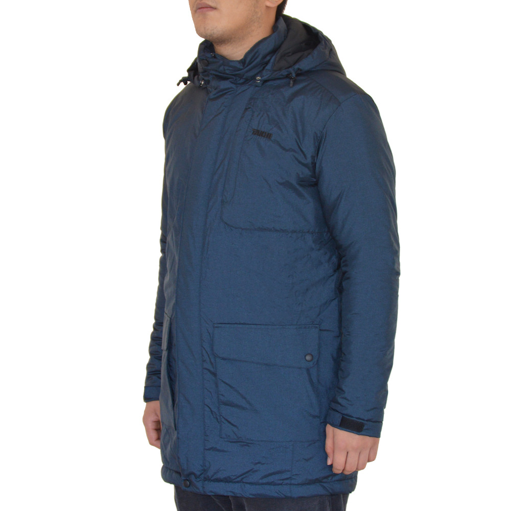 "Elongated Parka ""Down Jacket"""